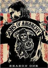 Sons of Anarchy: Season 1 Charlie Hunnam, Ron Perlman, Katey Sagal, Maggie Siff