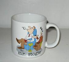 """The Misters Jim Benton """"Mr Stogie"""" Ceramic Coffee Mug"""
