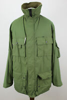 RAINBOW Green Insulated Jacket size 44