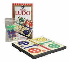 4 players Ludo Plastic Board & Traditional Games