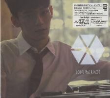 EXO-LOVE ME RIGHT -ROMANTIC...(CHEN VER.)-JAPAN DIGIPAK CD+BOOK Ltd/Ed C94