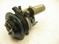 00-02 Mercedes W215 CL500 CL55 S500 Power Steering Tandem Pump ABC Hydraulic AA