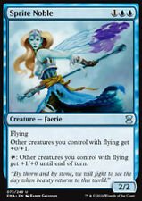 MTG SPRITE NOBLE FOIL EXC - FOLLETTA NOBILE - EMA - MAGIC