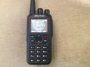 Anytone  ATD878UV+ Inc, Bluetooth