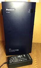 Panasonic KX-TDA15 Hybrid ISD P-PBX with original Power Supply