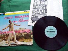 CLIFF RICHARD & SHADOWS. SUMMER HOLIDAY LP.ORIGINAL STEREO. COLUMBIA SCX 3462