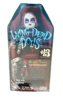 LIVING DEAD DOLLS SCARY TALES RED RIDING HOOD SEALED FREE SHIPPING