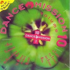 Dance Mission 10 (1995) Fanta4, Shaggy, N-Trance, Technohead, Clevin Rota.. [CD]
