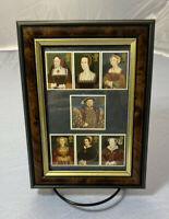 Henry VIII And Wives Stamps