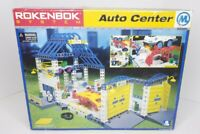 1999 Rokenbok AUTO CENTER Set #33325 New In Open Box 185 Pieces
