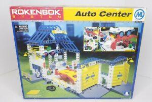 1999 Rokenbok AUTO CENTER Set #33325 New In Open Box 185 Pieces