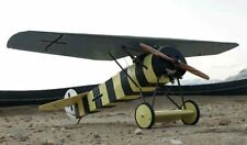 WWI   Scale Fokker  D VIII  Giant Scale RC Model AIrplane Printed Plans