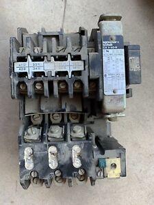 Sprecher Schuh Contactor CA1-40 24V Coil & Relay CT-43
