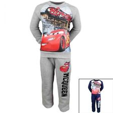 Disney Cars Jogginganzug Sportanzug Freizeit Trainingsanzug Set Neu