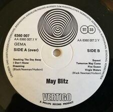May Blitz LP Same German Vertigo swirl 1st Press Fantastic audio TOP PROG +++++