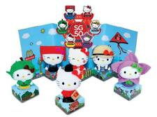 McDonald Hello Kitty SG50 Collectible Complete Set