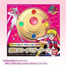Sailor Moon Moonlight Memory Series Henshin Brooch Mirror Case BANDAI ykr2_japan
