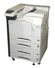 Kyocera FS9520  printer A3/A4 multiple trays 51 ppm duplex usb parallel and net