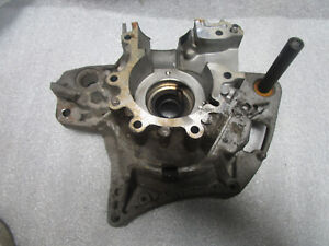 A1. Peugeot Ludix 50 LC Blaster Motorgehäuße Hinten