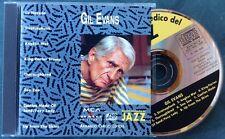 GIL EVANS / DIZIONARIO ENCICLOPEDICO DEL JAZZ vol. 16 - CD (Italy 1991)
