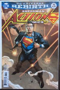 DC SUPERMAN Action Comics # 961B 2016 NM