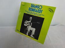 Vintage Vinyl LP Django Rheinhardt 'Django Rheinhardt' France / Impact 6886 808