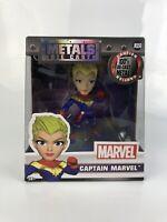 Jada Metals Die Cast Metalfigs Marvel Captain America M350 Figure Brand New 2016
