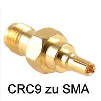 SMA4. - SMA Buchse zu CRC9 Adapter Stecker Buchse Verbinder (SMA-CRC9)