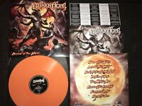 CLOVEN ALTAR - Demon of the Night (LIM.100 ORANGE VINYL*US METAL*NIGHT DEMON)