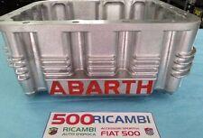 FIAT 500 F/L/R 126 COPPA OLIO MOTORE ABARTH SPORTIVA IN ALLUMINIO DA 4 KG NUOVA