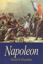 "DAVID G. CHANDLER - ""NAPOLEON"" - LEO COOPER PEN & SWORD SOFTBACK REPRINT (2002)"