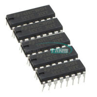 50PCS 74HC595 SN74HC595N 8-Bit Shift Register DIP-16 IC