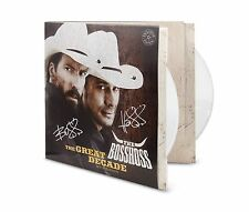 BossHoss - The great Decade - Best of 2006 - 2016 Limited white Vinyl signiert