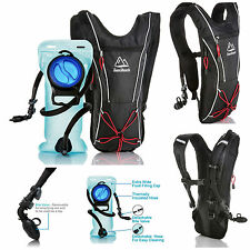 Sports Hydration Backpack Trailrunner Camelback Bladder Insulated Lightweight