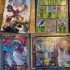 Pokemon Steam Siege Near Complete Master Set Cards - 114/116 + Reverse + Folder