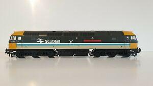 Bachman 31-650N Class 47 47461 Charles Rennie Mackintosh Scotrail livery  Ltd ed