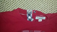 Burberry Baby Shirt Langarmshirt Oberteil 2y/ 92cm   wie neu!