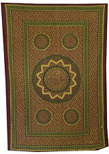 Indian Hippie Wall Tapestry Star Mandala Printed Wall Hanging Bedspread Wall Art