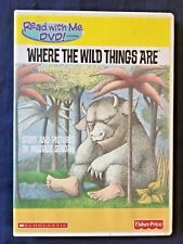 Fisher-Price Read with Me DVD! Where the Wild Things Are  (DVD, 2005)