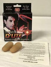 Magic of D'Lite Rocco's Lite Red Fingertip Magic Trick As Seen on TV Reg Size