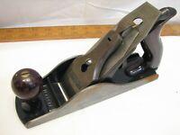 Sargent 409 Smoothing No. 4 Size Vintage Jack Plane Woodworking Tool