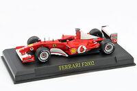 Michael Schumacher Ferrari F2002 #1 Formel 1 Weltmeister 2002 1:43 Altaya
