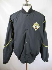 F6818 Starter Pittsburgh Pirates MLB-Baseball Snap Windbreaker Jacket Size 2XL