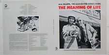 MAL SHARPE POSTER, THE MEANING OF LIFE (J8)