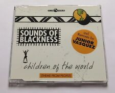 Sounds Of Blackness  Children Of The World - 6 trx Maxi CD