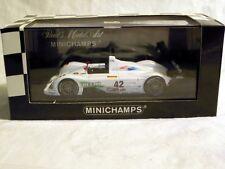 Minichamps 430992942: BMW V12 LMR, Sebring 1999, #42, NEU & OVP