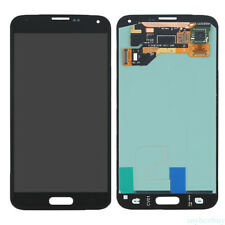 Original For Samsung Galaxy S5 i9600 G900F G900A Nero LCD Touch Screen Digitizer
