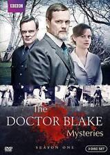 The Doctor Blake Mysteries Season One 1  (DVD, 2016, 3-Disc Set)               X
