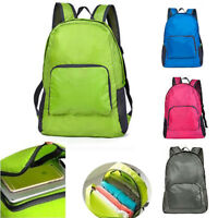 Adult Backpack Rucksack School College Travel Laptop Work Shoulder Bag Unisex