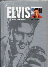 ELVIS PRESLEY BOOK + CD 14 TR For LP fans only ABBIN Sorrisi MADE in ITALY 2010